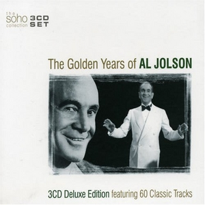 Golden Years Of Al Jolson album cover