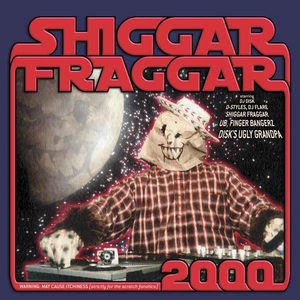 Shiggar Fraggar 2000 album cover