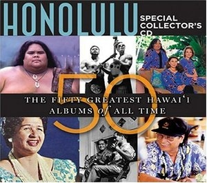 Honolulu: The 50 Greatest Hawai'i Albums Of All Time album cover