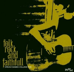 Dream Babes Vol.5: Folk Rock And Faithfull album cover