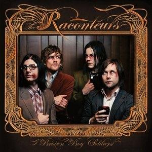 Broken Boy Soldiers album cover