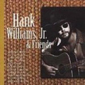 Hank Williams, Jr. & Friends album cover
