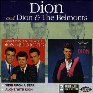Wish Upon A Star-Alone With Dion album cover
