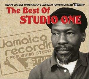 The Best Of Studio One album cover