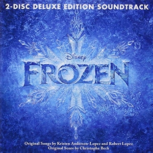 Frozen (Deluxe Edition Soundtrack) album cover