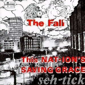 This Nation's Saving Grace album cover