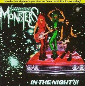 In The Night album cover