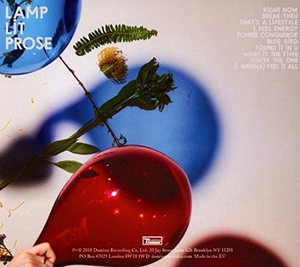 Lamp Lit Prose album cover