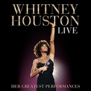 Whitney Houston Live: Her... album cover