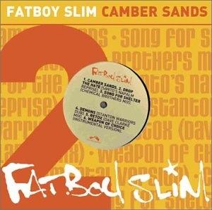 Camber Sands album cover