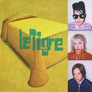 Le Tigre album cover