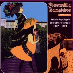 Piccadilly Sunshine 3: British Pop Psych album cover
