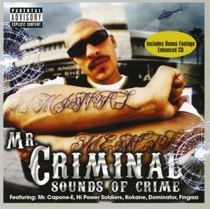 Sounds Of Crime album cover