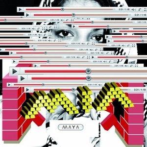 MAYA album cover