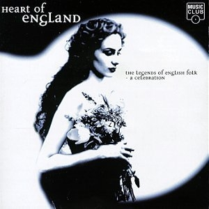 Heart Of England: The Legends Of English... album cover