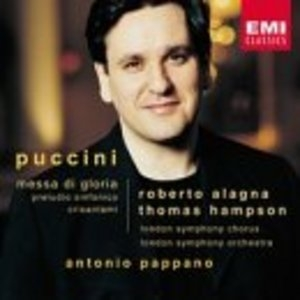Puccini: Messa Di Gloria album cover