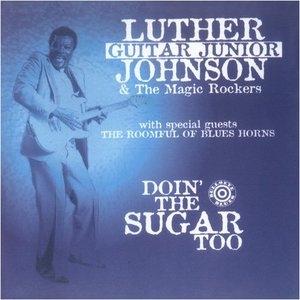 Doin' The Sugar Too album cover