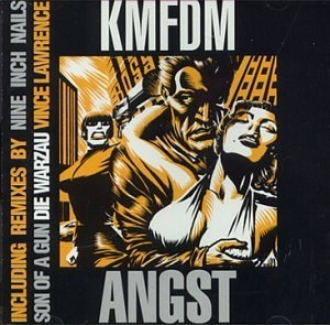Angst (Exp) album cover
