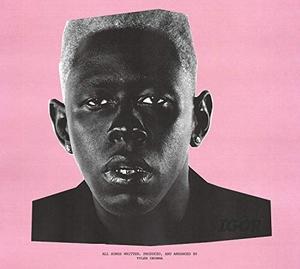 IGOR album cover