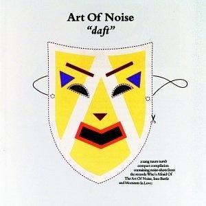 Daft album cover