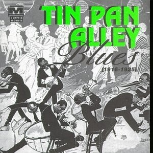 Tin Pan Alley Blues album cover