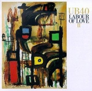 Labour Of Love II album cover