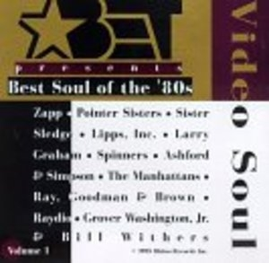 Video Soul: Best Soul Of The '80's Vol.1 album cover