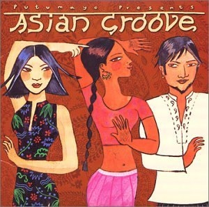 Putumayo Presents: Asian Groove album cover