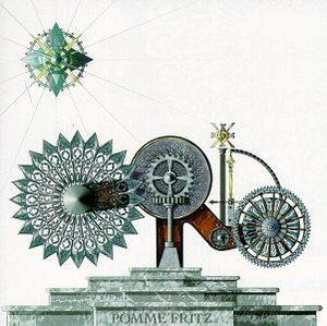Pomme Fritz album cover