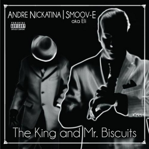The King & Mr. Biscuits album cover