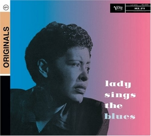 Lady Sings The Blues album cover