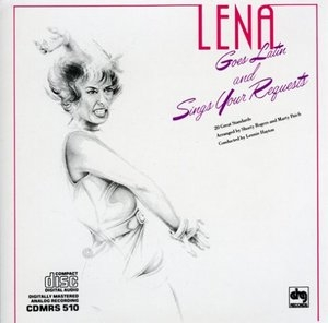 Lena Goes Latin album cover