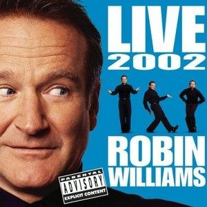 Live 2002 album cover
