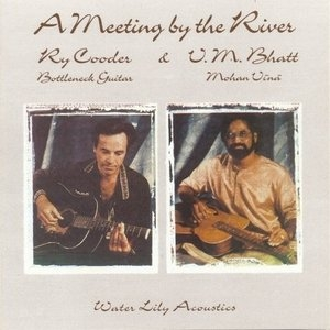 A Meeting By The River album cover
