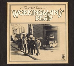 Workingman's Dead album cover