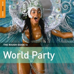 The Rough Guide To World Party album cover