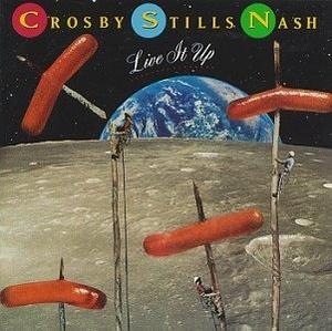 Live It Up album cover