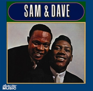 Sam & Dave album cover