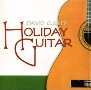 Holiday Guitar album cover