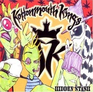 Hidden Stash album cover
