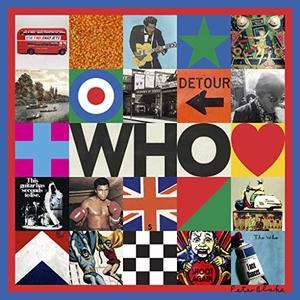 WHO album cover