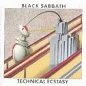 Technical Ecstasy album cover