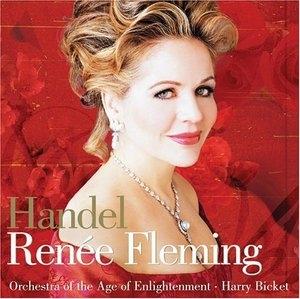 Handel album cover