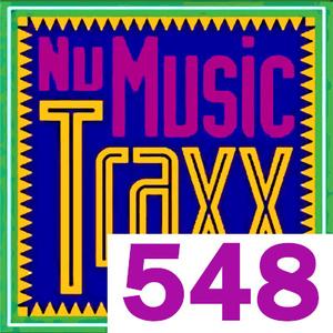 ERG Music: Nu Music Traxx, Vol. 548 (June 2021) album cover
