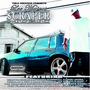 Scraper Muzic album cover