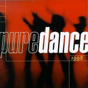 Pure Dance 1998 album cover