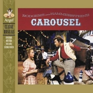 Carousel (1956 Film Soundtrack) album cover