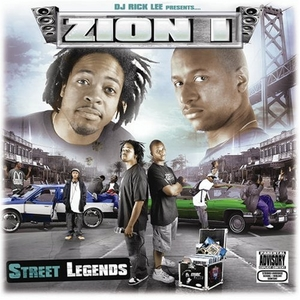 Street Legends album cover