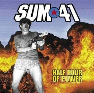 Half Hour Of Power album cover