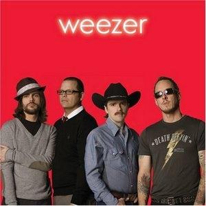Weezer (The Red Album) (Deluxe) album cover
